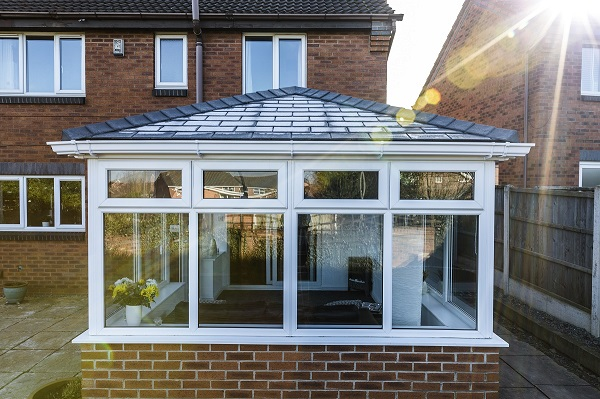 Conservatory Extension With Equinox Roof