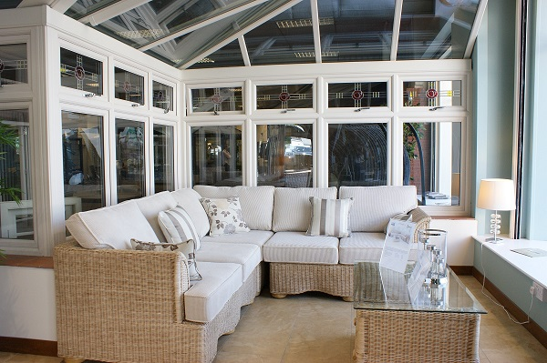 Warm Comfortable Conservatory