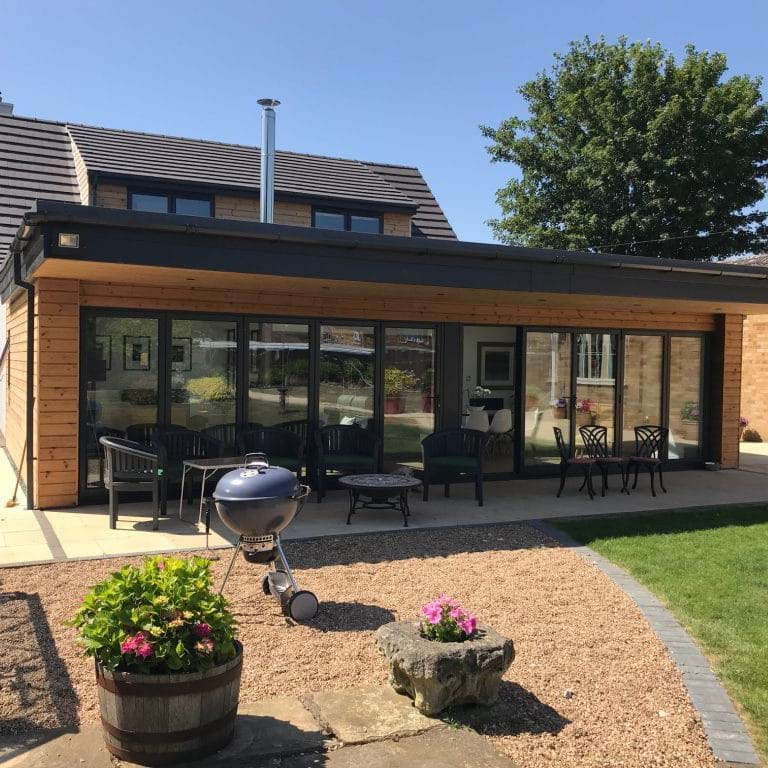 Bi Fold Doors in Lincolnshire